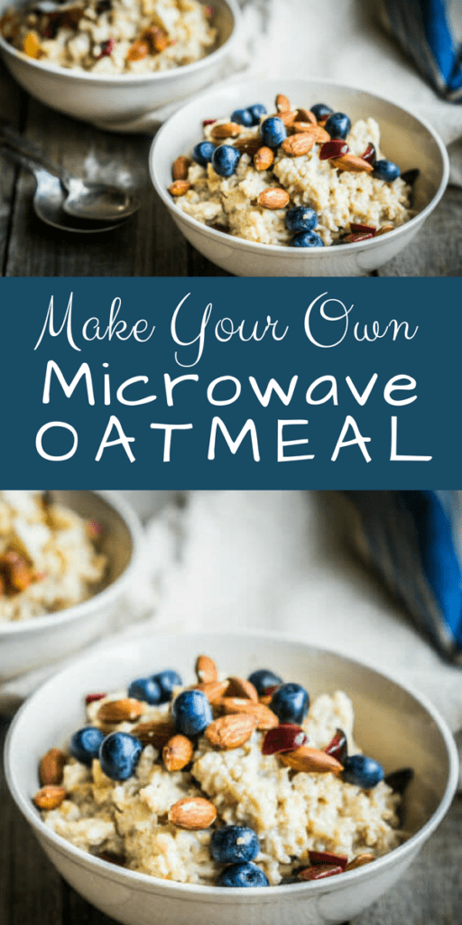 How To Make Microwave Oatmeal In Just A Few Easy Steps